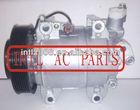 AUTO ac compressor DKS17D Nissan Pathfinder Navara 2.5 2005- 7PK 92600-EB01B 92600-EB300 92600-EB01A 92600-EB30A