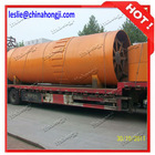 High efficient reliable rotary dryer / drying machine/tu with ISO CE approved