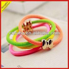 Fancy girls neon elastic hair band