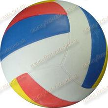 Match laminated volleyball