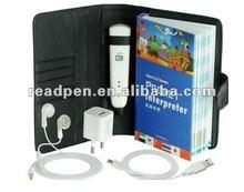 14 Languages Digital Touch Reading Talking Pen V801 OEM/ODM