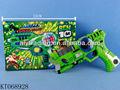Shantou Aly caliente de la venta de plástico 8 de sonido B / O pistola de juguete