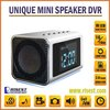 New Designed Wireless Hidden Camera Clock Video Camera Mini Speaker