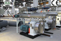 Ce / GOST / SGS 5 t/h anneau die bétail vache machine fourrage granulateur