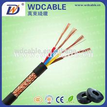 multi core flexible copper power cable