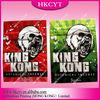 Custom Printed King Kong Herbal Incense Bag 3g 10g