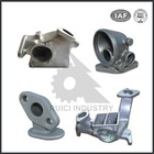 Precision steel car auto parts with high quality for China supplier