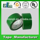 green warning tape