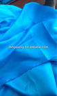 100% polyester shiny dyed satin fabric wholesale in Dubai market