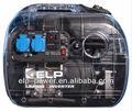 Digitale reinen sinus wechselrichter 2kw schweigen tragbaren generator benzin( transparent) 72