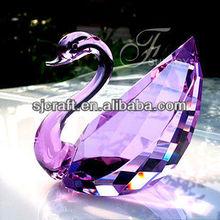 Cute handmade crystal animal ornaments