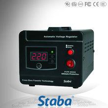 Relay Type Digital Displayer Low Voltage Stabilizer 1000VA