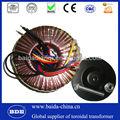 mini eléctrico de transformador toroidal