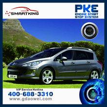 Smartking Peugeot PKE button engine start cheap push to start cars