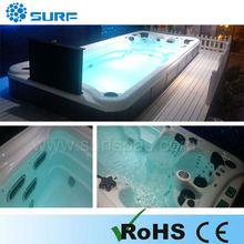 2013 Luxury counter current Fiberglass swimming pool (SF8A060)