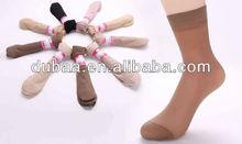 Hot Selling Good Quality Velvet Silk Ultra-thin Transparent Short Daily Socks