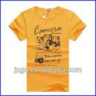 2013 funky t shirt design for men white cheap o neck advertising 2 dollar t shirts
