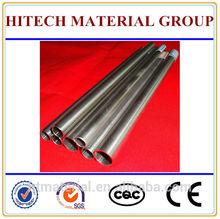UNS N04400 ASTM B165 OD 1mm capillary welded tube monel 400 tube
