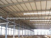 galvanized workshop steel structure