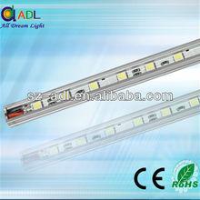 Super Brightness jewelry showcase led lights SMD5050 led rigid bar