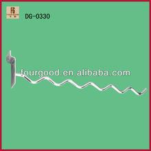 9 ball Elliptical wall clothes hanger wholesales (DG0489)
