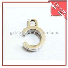 C word charms,custom metal charms,pendants and charms