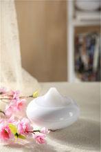 2014 fashional tabletop white ceramic elephant home decoration