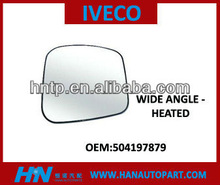 Brilliant quality IVECO TRUCK BODY PARTS iveco truck parts IVECO GLASS - HEATED RADIUS 300 WIDE ANGLE - HEATED 504197879 RH