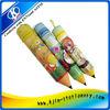 children stationery pvc novelty pencil holder