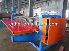 HDLBWB-0.4X4500 Hydraulic NC Steel plate corrugated roll forming machine for roofing