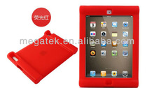 kids edition silicone Shockproof case for ipad 2 3 4 mini , for ipad case shockproof ,for ipad mini case kids