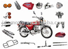moto repuesto de las marcas chinas CD70