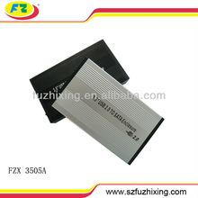 3.5 USB2.0 lan hdd box