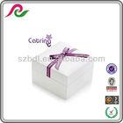 Beautiful and luxurious watch cardboard gift box