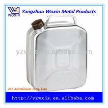 20L aluminum petrol jerry can