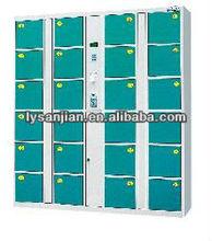 24 door golf storage locker