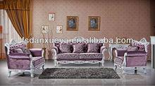 1+2+3 European classical Fabrics sofa 838#