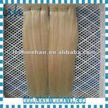 Unique Silver Straight Hair Extension Hot Sale