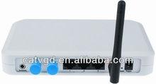 Optical Fiber Communication Equipment MOCA EOC CPE with WiFi