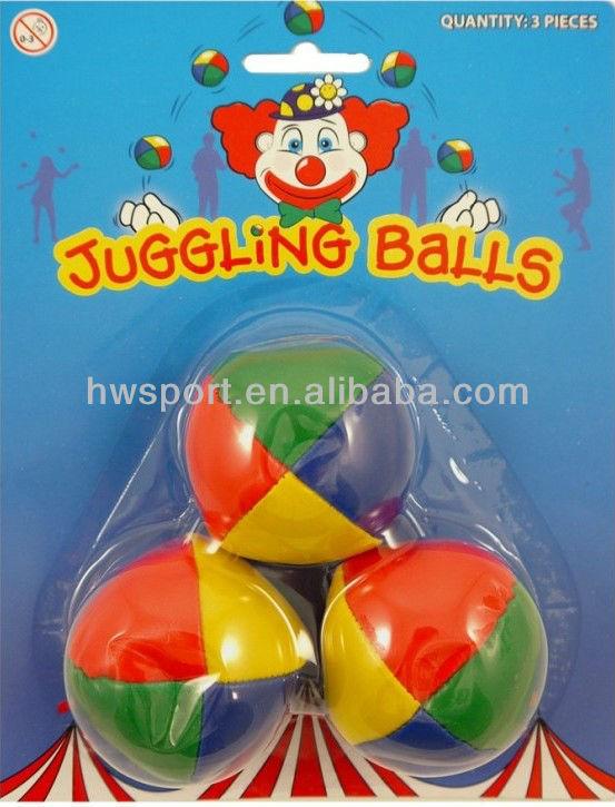 2013 High Quality Eco Friendly juggling balls,stuffed ball
