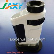 Jaxy Mini Pocket Size Zoom Microscope MS01 With Built-In LED Illumination 20-40 Magnification