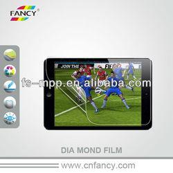 2013 new arrival for mini ipad screen protector