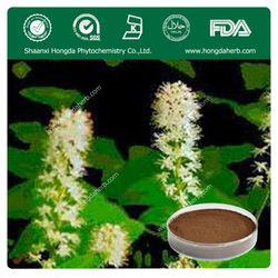 100% Pure Black Cohosh Extract 1.5% Triterpene Glycosides (HPLC)