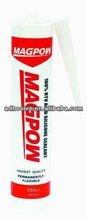 MPH101 acetic silicone sealant,glass silicone sealant of MAGPOW,RTV Silicone Sealant