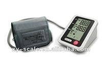 BPM digital sphygmomanometer arm type blood pressure monitor 90 groups memory heartbeat pulse systolic testing monitor