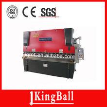 Hydraulic bending machine section steel flat bar steel/cnc hydraulic press brake for sale/press brake 250 tons
