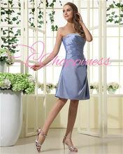 cheap new design knee length dress 2013 party dress evening prom dress