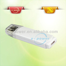 E-Power Top Sale! Fashional Plastic USB Promotion Gift Full Capacity U1366