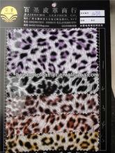 PVC Leopard Dot Skin Leather Model 1329A