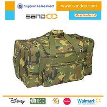 Fashion custom men military duffle bag